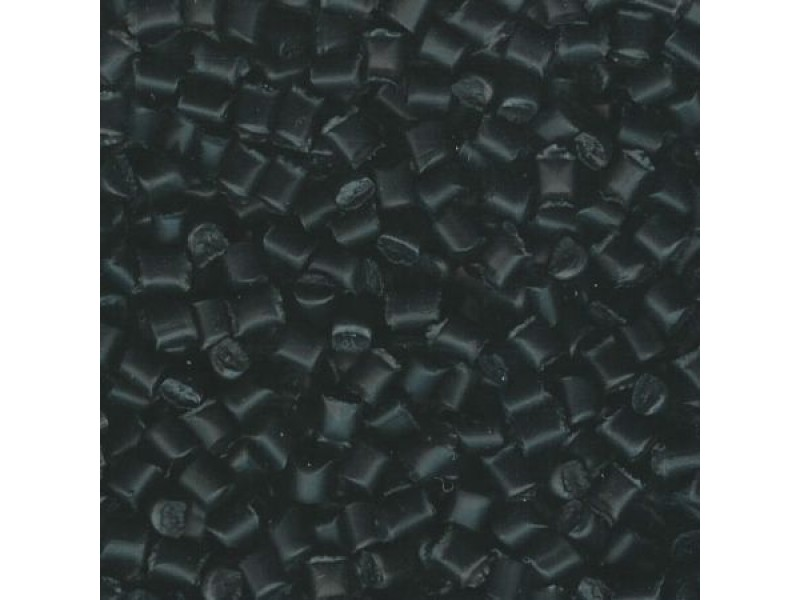 Copolymer Polypropylene 10 Melt - Black